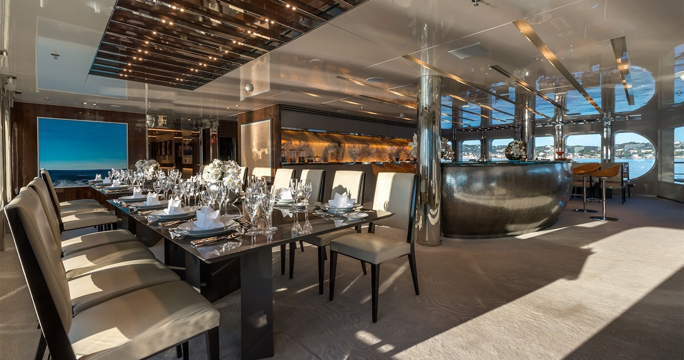 Serenity Main Deck Dining Area-2