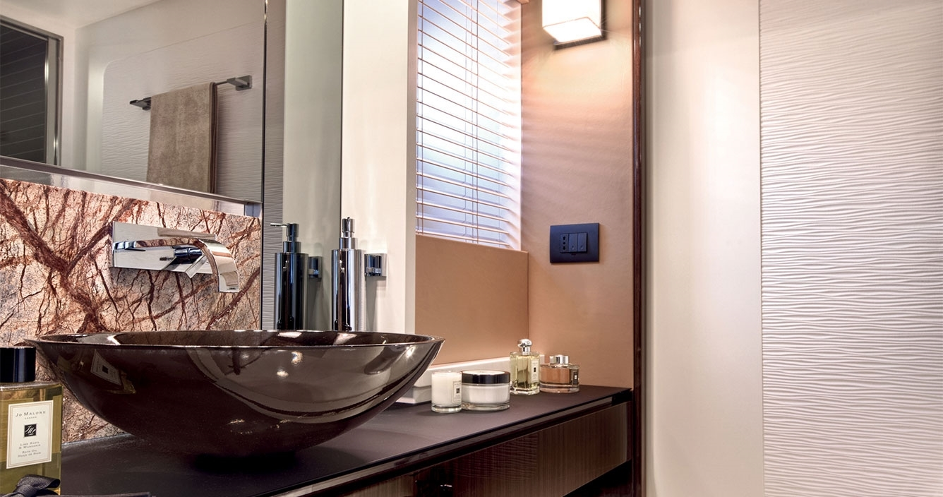 Makani Double Cabin Bathroom