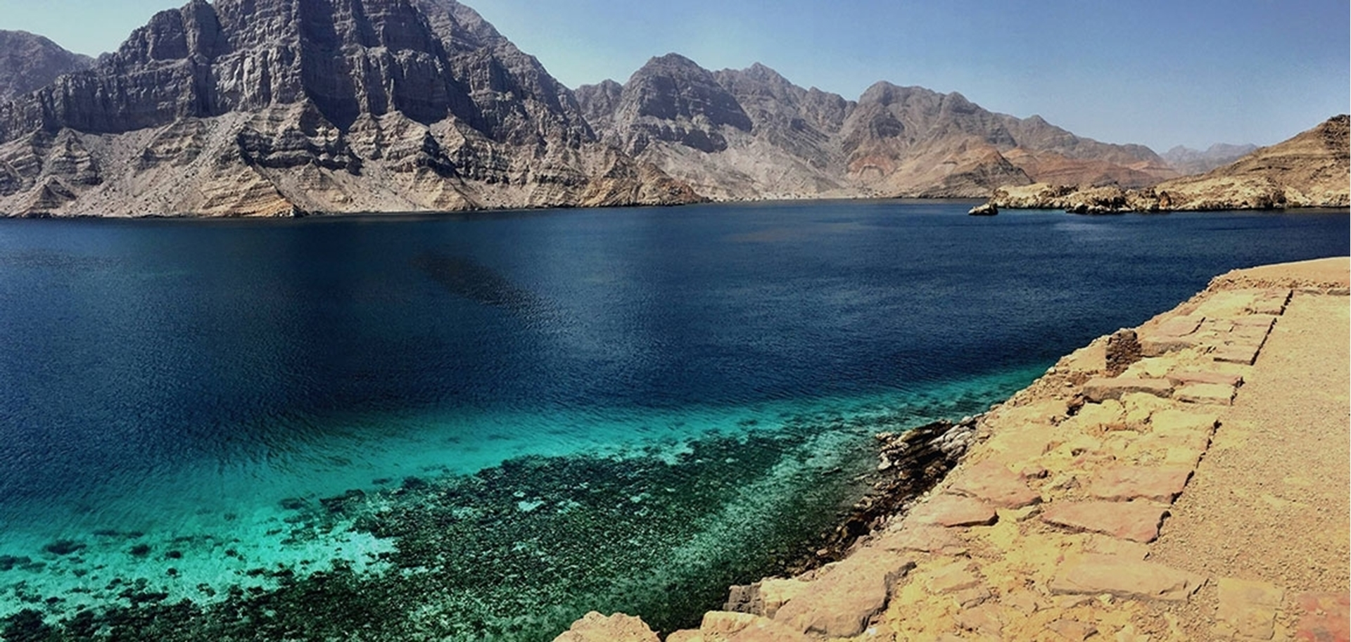 Picture of Khasab (Oman)