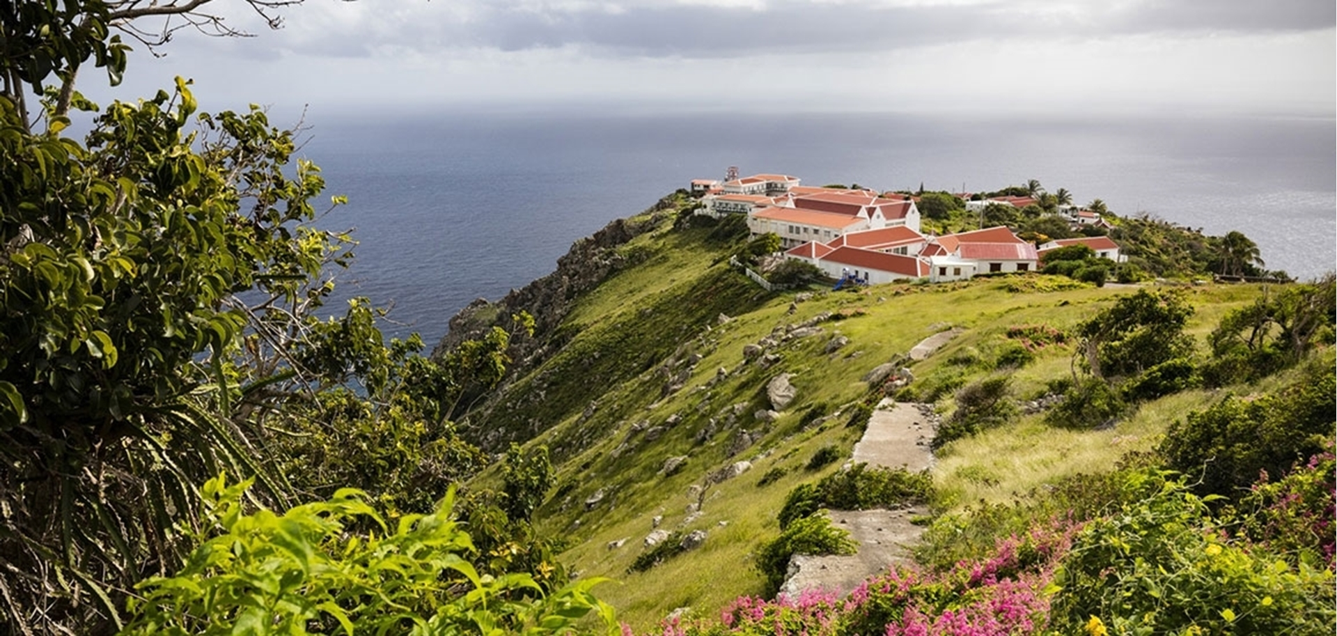 Picture of Saba Island