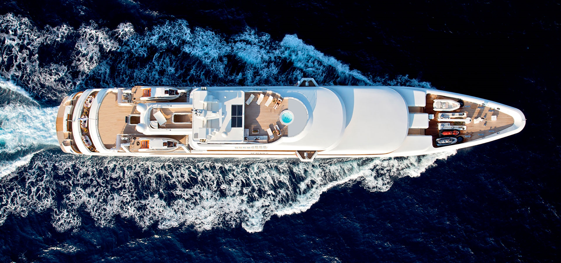 Leaders in the world of Yachting