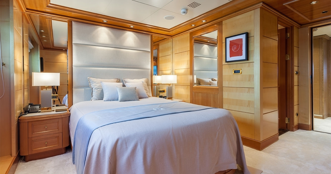 Main Deck - Guest Cabins